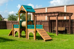 Apartments in Katy, TX - Dog Park Play Area